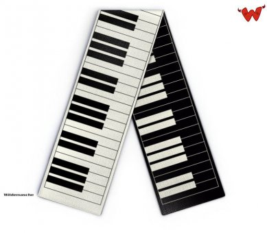 Design scarf piano