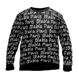 Blabla Paris Strick Sweater