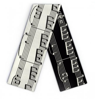 Design scarf sheet music