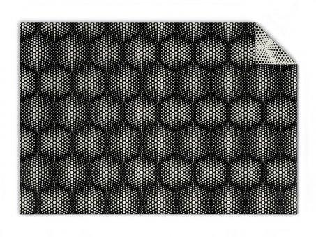 Knit blanket half tone 2c
