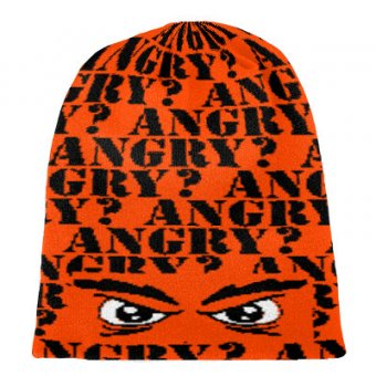 Angry Beanie