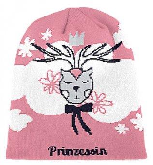 Beanie Mütze Prinzessin
