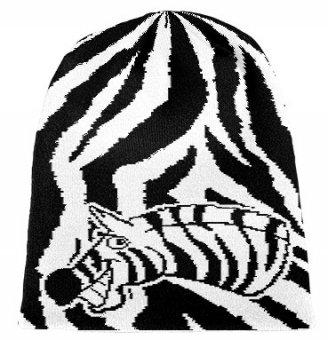 Beanie Zebra Kopf