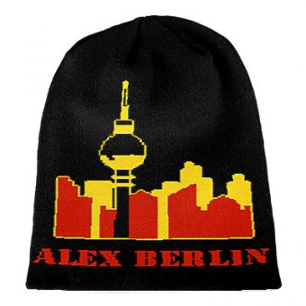 Alex Berlin Mütze Beanie