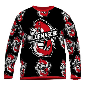Fineknit sweater wildcats