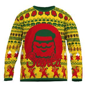 Feinstrick Pullover Santa