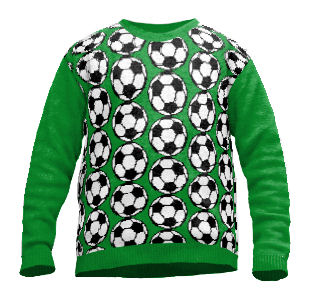 Fan Pullover Fussball