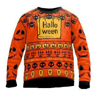 Pullover Halloween