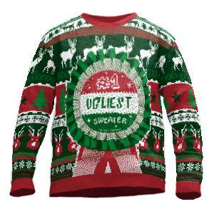 Hässlichster Pullover