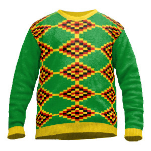 Cool Runnings Pullover