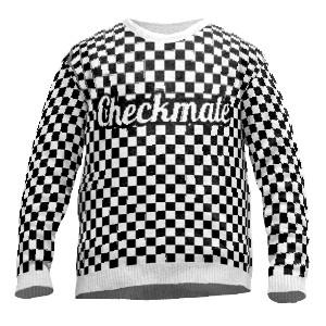 Pullover Schach