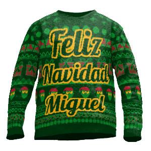 Feliz Navidad Pullover