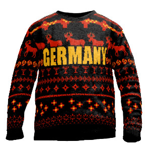 Christmas sweater Germany