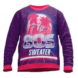 Vaporwave sweater