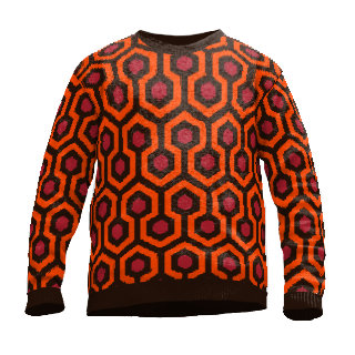 Pullover Shining Teppich