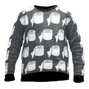 Pullover Klopapier