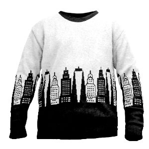 Pullover New York