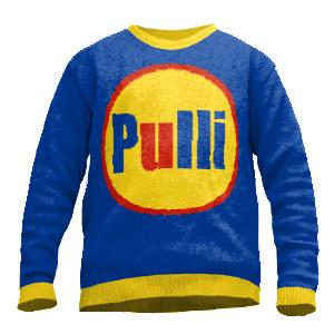 Discounter Pullover Merchandise