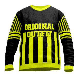 Pullover Original Outfit