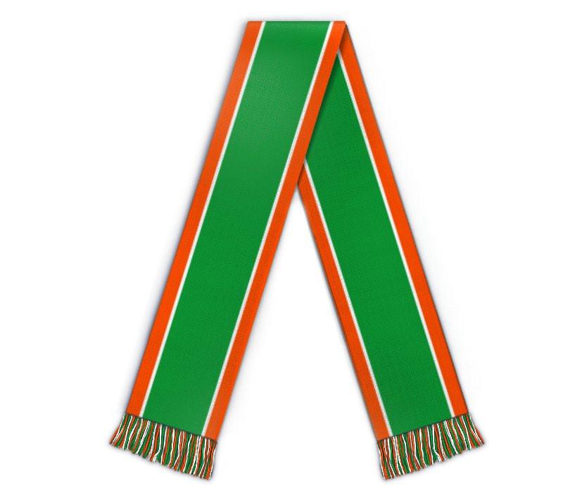 Fanschal Bremen Schal mit Name selbst gestalten