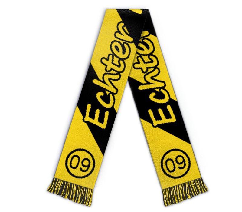 Fanschal Dortmund, Schal selbst gestalten