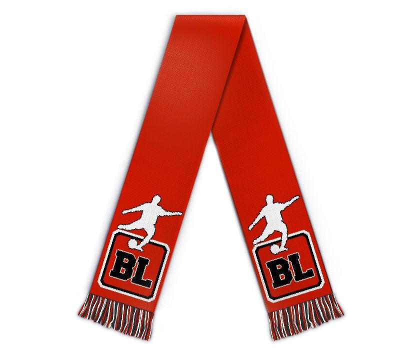 Fanschal Bundesliga Schal online gestalten