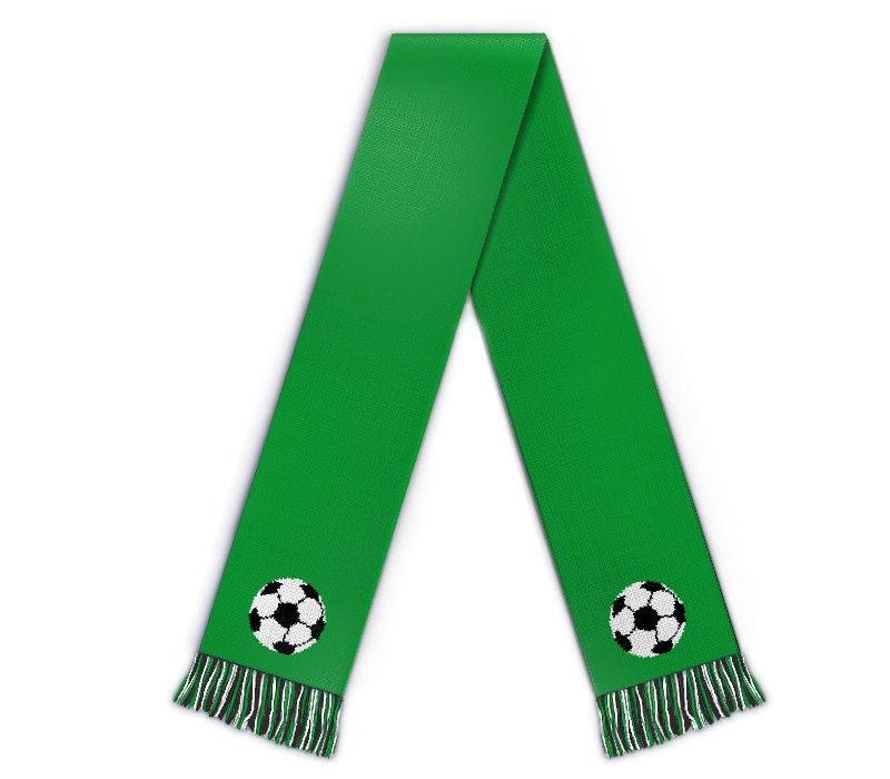 Fanschal Fußball Fanartikel, individuell online gestalten