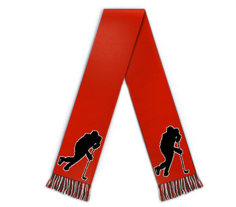 Fanschal Eishockey Schal online gestalten