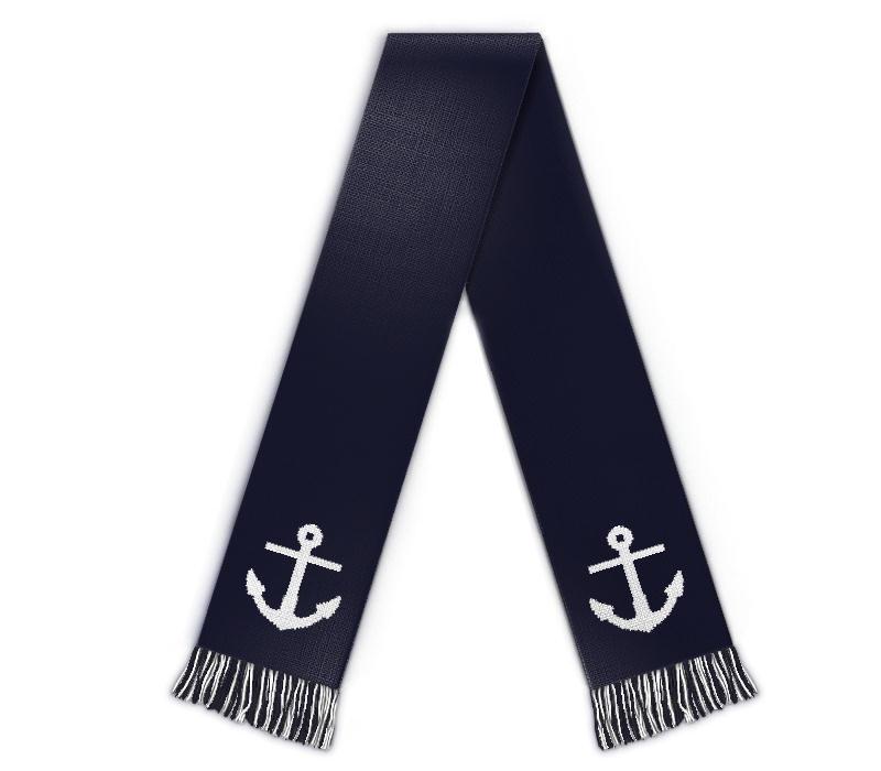 Fanschal Anker Schal online gestalten