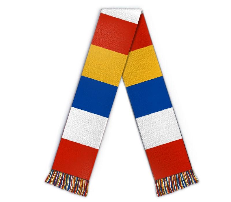Fanschal Kostüm Schal