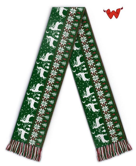 Individuellbekleidung - Fanschal Weihnachten - Onlineshop Wildemasche