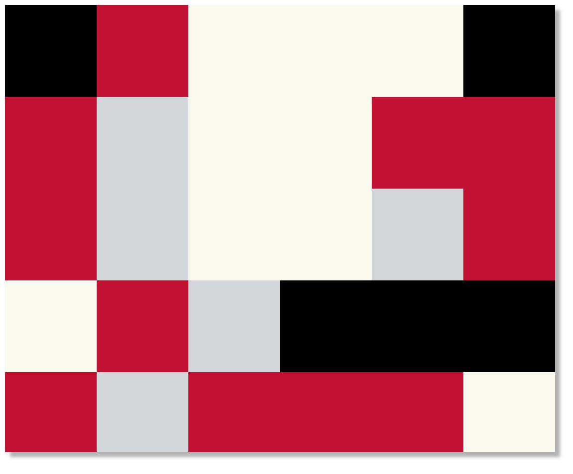 decke 4-farb pixel gross selbst gestalten   wildemasche