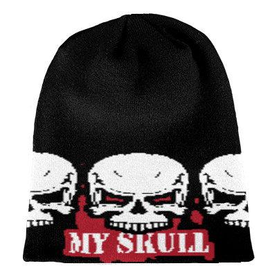 1c7714785d4 Beanie skull Custom design from 1pc