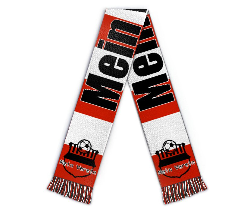 soccer scarf my team wildemasche