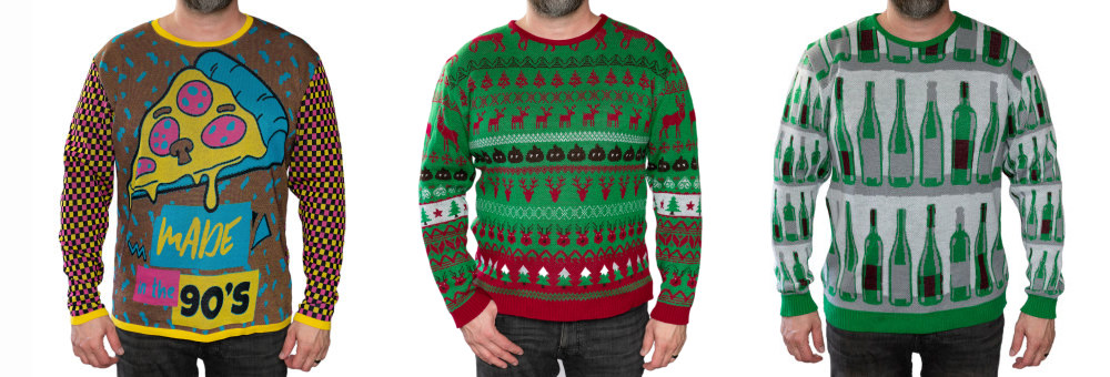 Christmas sweater custom design