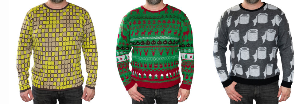 Custom sweater cotton